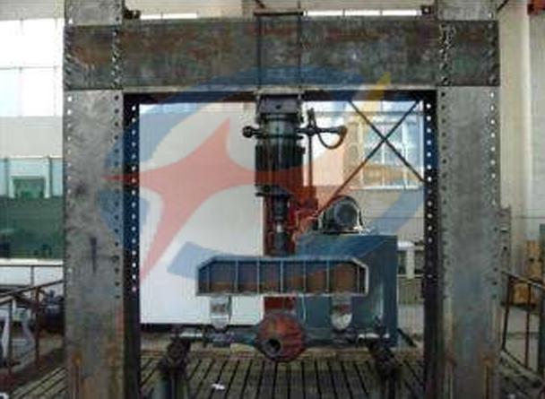 电液式车桥疲劳试验机主机