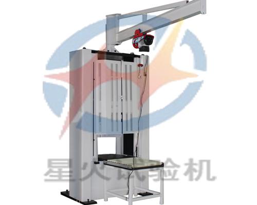 金属橡胶弹簧试验台 200kN  微机控制 四川都江堰